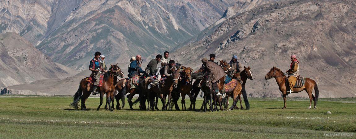 Dwie twarze Pamiru – rowerem przez Tadżykistan i Afganistan